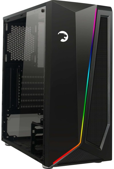 GamePower Dark Side Oyuncu RGB Tower Bilgisayar Kasası