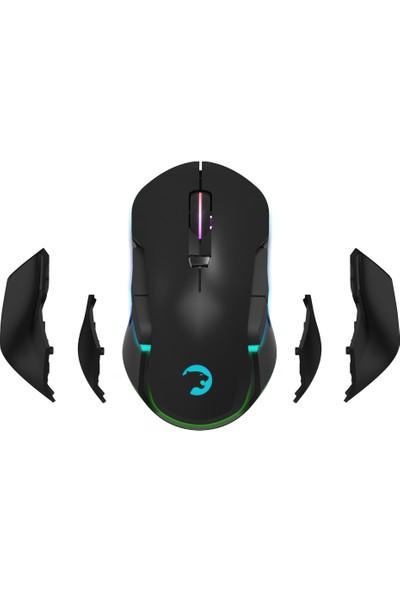 Gamepower Devour 16.000 DPI RGB Kablosuz - Kablolu Gaming Mouse