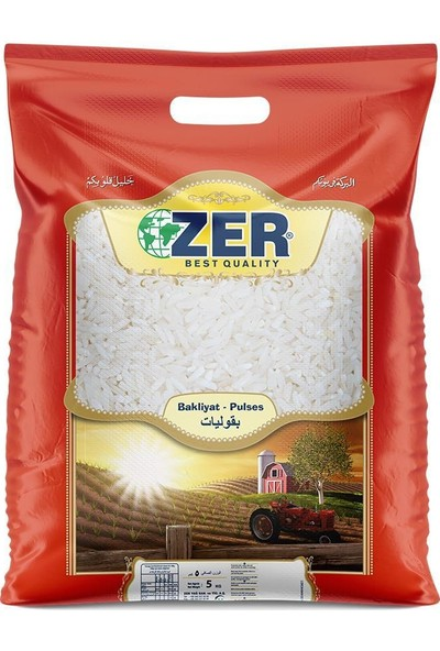 Zer Gönen Osmancık Pirinç 5 kg