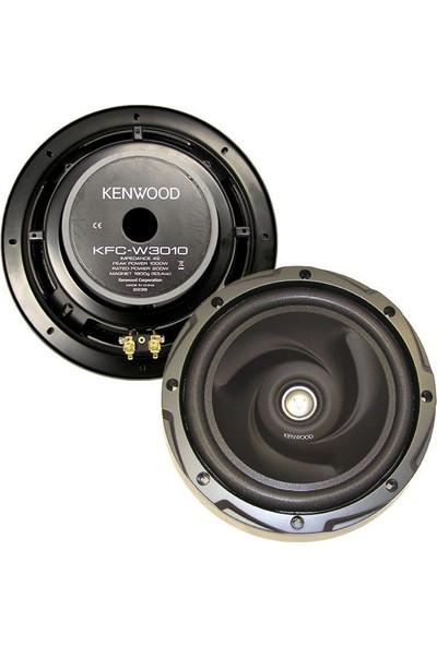 Kenwood Profesyonel Oto Subwoofer * Oto Bufur * 1000W * 30 cm * K