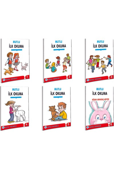 Mutlu Yayınları 1.Sınıf Okuma Yazma Ödev Yaprakları 1.Sınıf