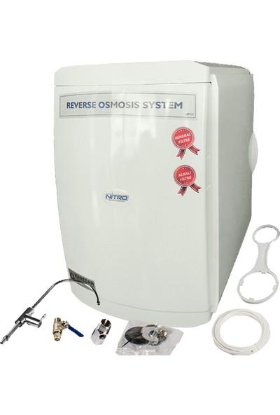 Aquaflo 9 Aşamalı Pompasız Kapalı Kasa Su Arıtma Cihazı
