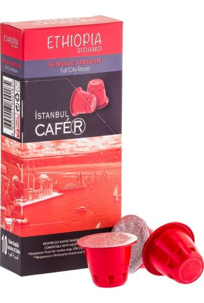 İstanbul Cafer Kapsül Kahve Etiyopya 10 Kapsül