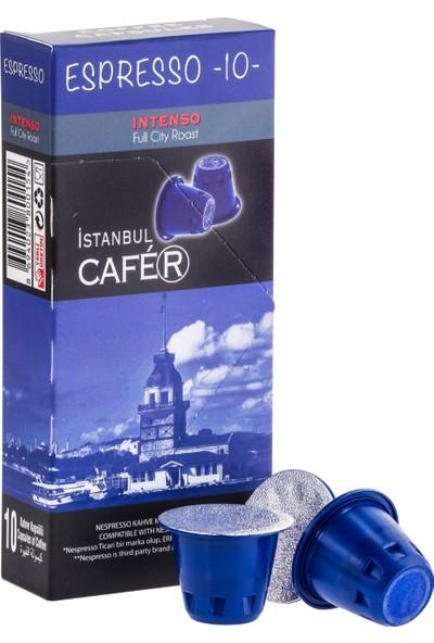 İstanbul Cafer Kapsül Kahve Espresso 10 Kapsül