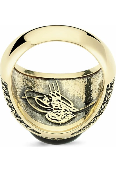 Altınbaş Erkek Yüzüğü AYZ0005-24708