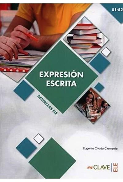Expresión Escrita A1-A2 (Destrezas Ele) - Eugenia Criado Clemente