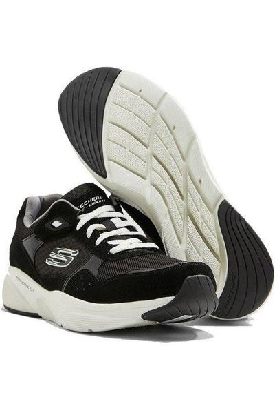 Skechers Merıdıan-Ostwall 52952-Bkw Erkek Günlük Spor Ayakkabı