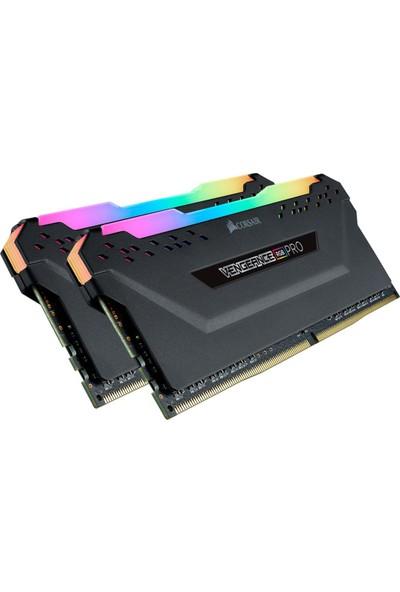 Corsair Vengeance RGB Pro 16GB (2x8GB) 3600MHz DDR4 Ram CMW16GX4M2Z3600C18