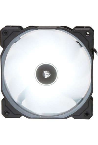 Corsair AF120 LED 120 mm Single Beyaz Kasa Fanı CO-9050079-WW