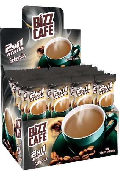 Bizzcafe 2 Si 1 Arada 12 gr 48 Li