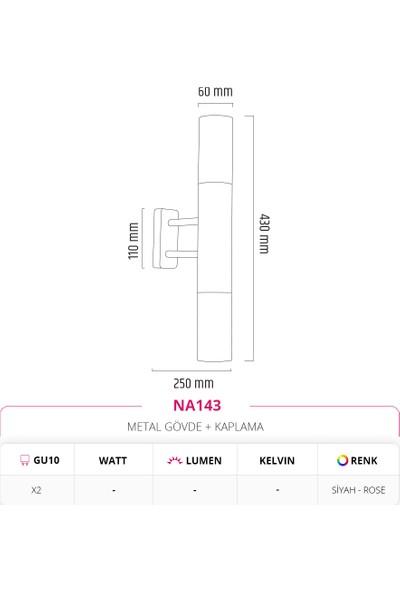 Nevo Çift Yönlü Iç Mekan Aplik NA143