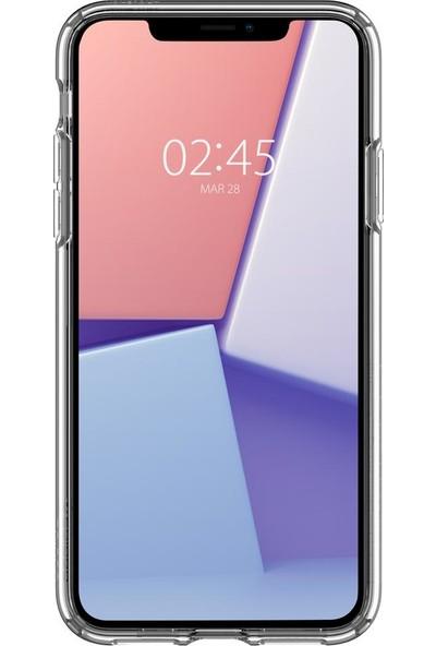 Spigen Apple iPhone 11 Kılıf Ultra Hybrid Crystal Clear - 076CS27185