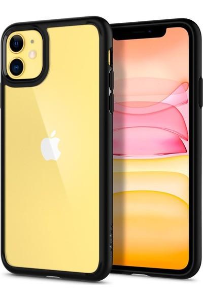 Spigen Ultra Hybrid Designed for Apple iPhone 11 (2019) Kılıf Black - 076CS27186