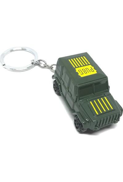 Gamerloot Pubg Uaz Jeep Metal Anahtarlık - As