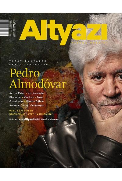 Altyazı Dergisi Eylül - Ekim 2019