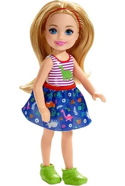 Barbie Chelsea Bebekler DWJ33-FXG82