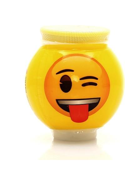Emoji Emojili Çim Adam Dil Çıkaran