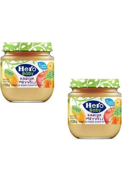 Hero Baby Karışık Meyveler x 2'li Set