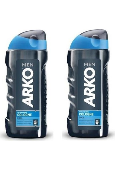 Arko Tıraş Losyonu Cool 250 ml x 2'li Set