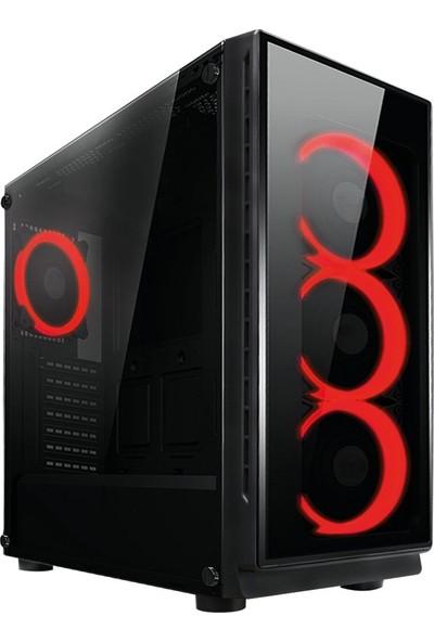 DRAGOS ATM9916843 Intel i5 9400F 8GB Ram 1TB Hdd 4GB GTX1050TI Oyun Bilgisayarı