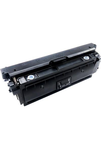 CRG Hp CF360A Toner HP 508A Siyah 6000 Sayfa Muadil Toner