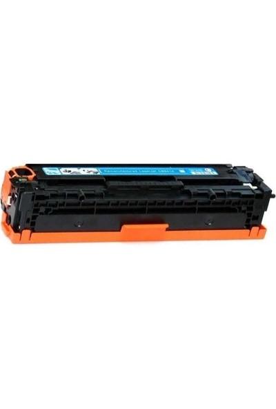 CRG HP CF401X Toner - HP 201X 2300 Sayfa Mavi Muadil Toner