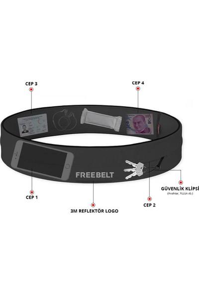 Freebelt Yeni Nesil Spor Bel Çantası Koşu ve Fitness Kemeri
