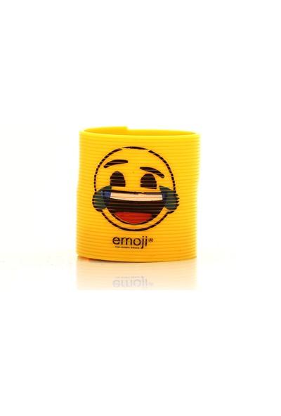 Emoji Emojili Stres Yayı Oyuncak Stres Halkası Gülen