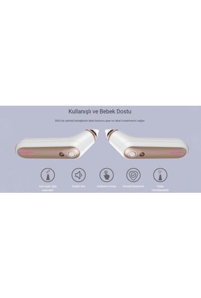 Saubern NA6153 Nasal Elektronik Burun Aspiratörü - Şarjlı Vakum Makinesi