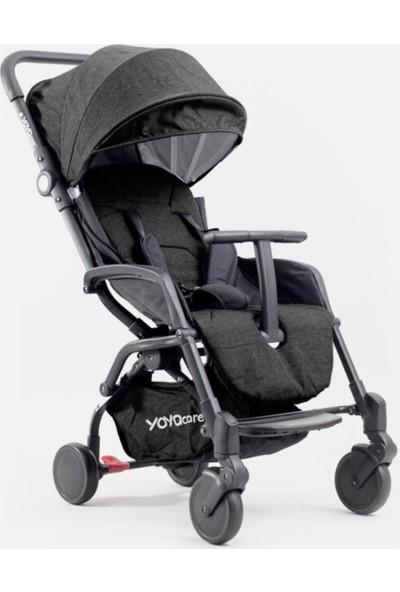Yoya Care Bebek Arabası Siyah Kasa - Siyah