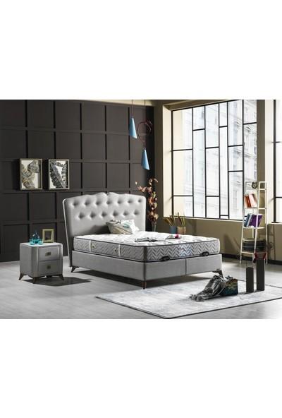 Armis Premium Ortopedik Yaylı Çift Kişilik Yatak 150x200 cm