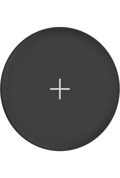 Celly Kablosuz Feel Hızlı Şarj - Siyah