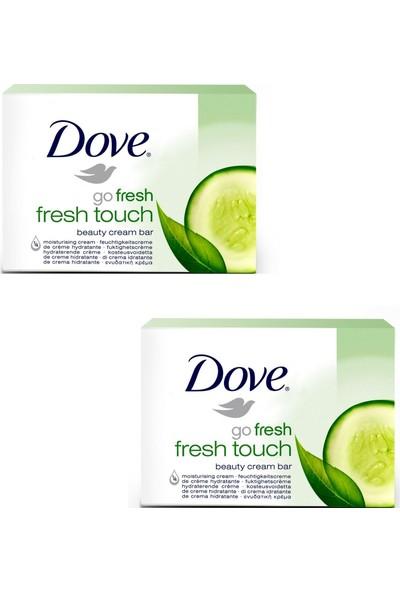 Dove Go Fresh Touch Sabun 100 gr x 2'Li Set