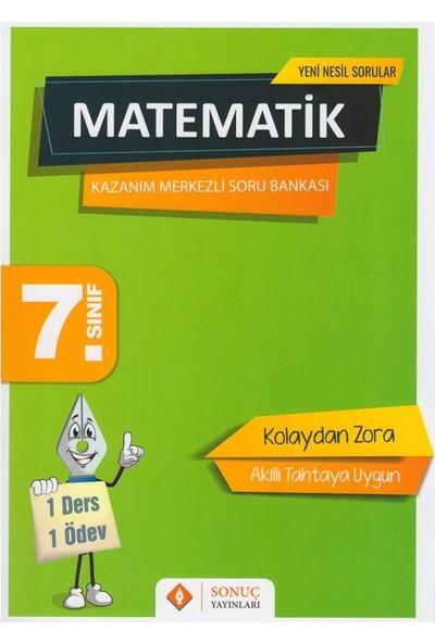 Sonuç Yayınları 7. Sınıf Matematik