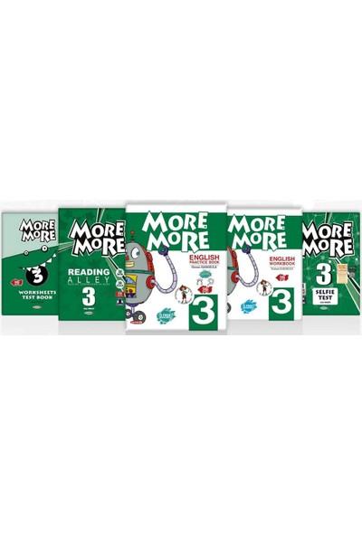Kurmay Yayınları 3. Sınıf More And More 5'li Fırsat Seti 2019 - 2020