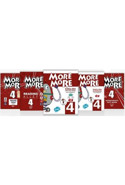 Kurmay Yayınları 4. Sınıf More And More 4'lü Fırsat Seti 2019 - 2020
