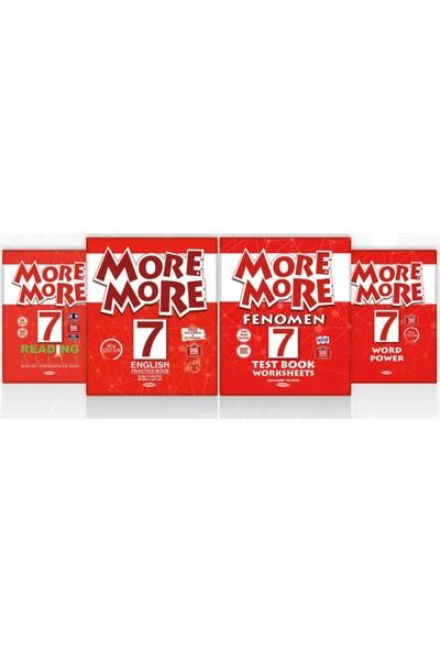 Kurmay Yayınları 7. Sınıf More And More 4'lü Fırsat Seti 2019 - 2020