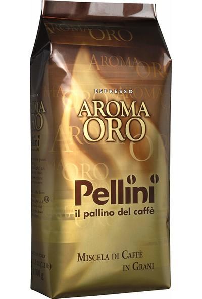 Pellini Aroma Oro Gusto Intenso Espresso Kahve Çekirdek 1 kg