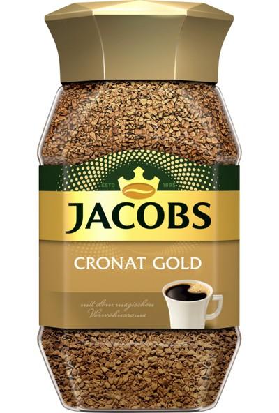 Jacobs Cronat Gold Kahve Kavanoz 100 gr