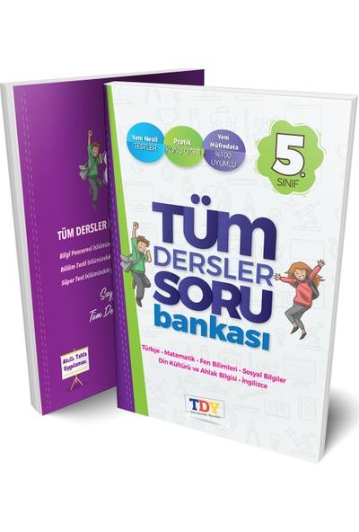 Tüm Dersler Yayınları 5. Sınıf Tüm Dersler Soru Bankası