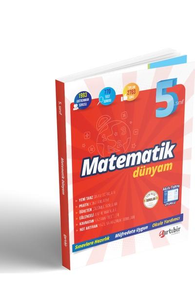 Artıbir Yayınları 5. Sınıf Matematik Dünyam
