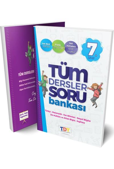 Tüm Dersler Yayınları 7. Sınıf Tüm Dersler Soru Bankası