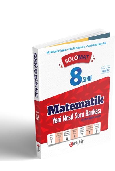 Artıbir Yayınları Solo Matematik 8. Sınıf Yeni Nesil Soru Bankası