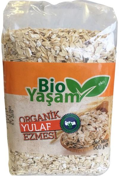 Bio Yaşam Organik Yulaf Ezmesi 500 gr