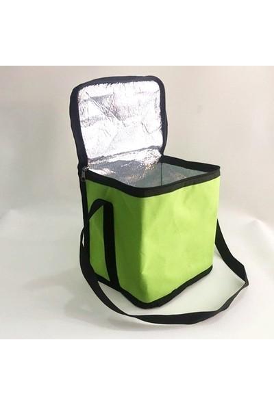 Carneil Alüminyum Kaplı Sıcak Soğuk Korumalı Seyahat İlaç Taşıyıcı Çanta 8 lt