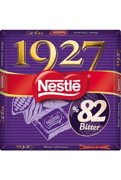 Nestle 1927 %82 Kakao Bitter Kare Çikolata 65 gr