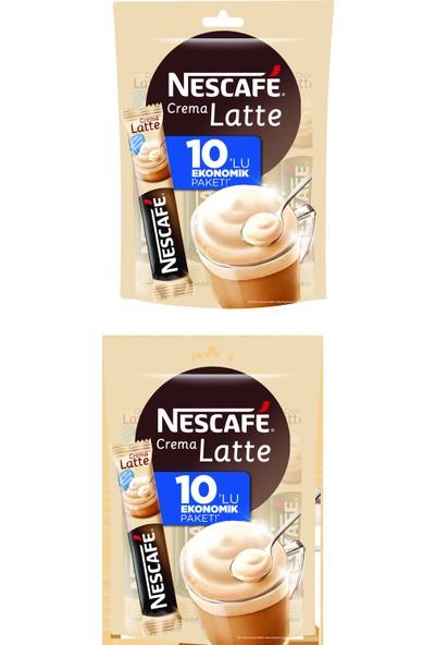 Nescafe Crema Latte 10 x 17 gr