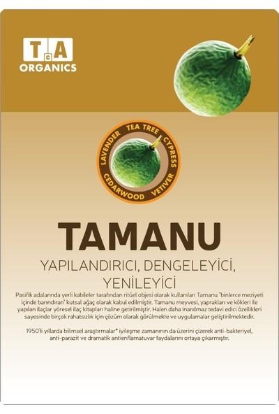 Tca Organics Tamanu Body Oil Vücut Yağı 50 ml