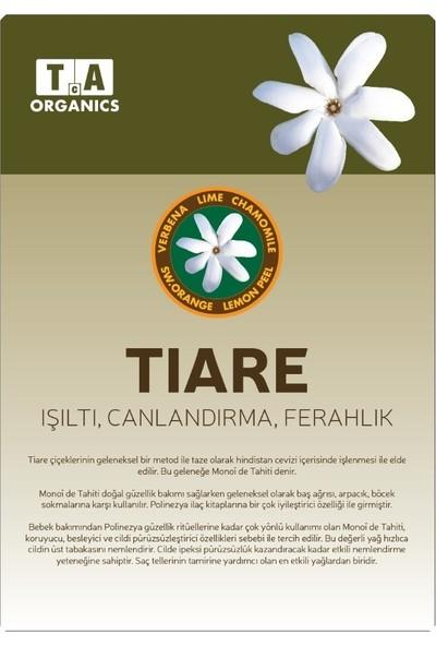 Tca Organics Tiare Body Wash Duş Jeli 250 ml