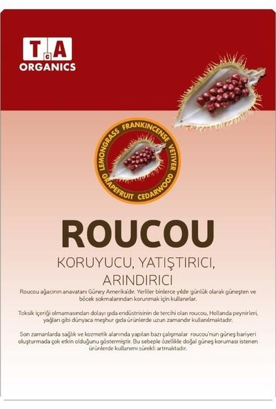 Tca Organics Roucou Hair Serum Saç Bakım Serumu 125 ml